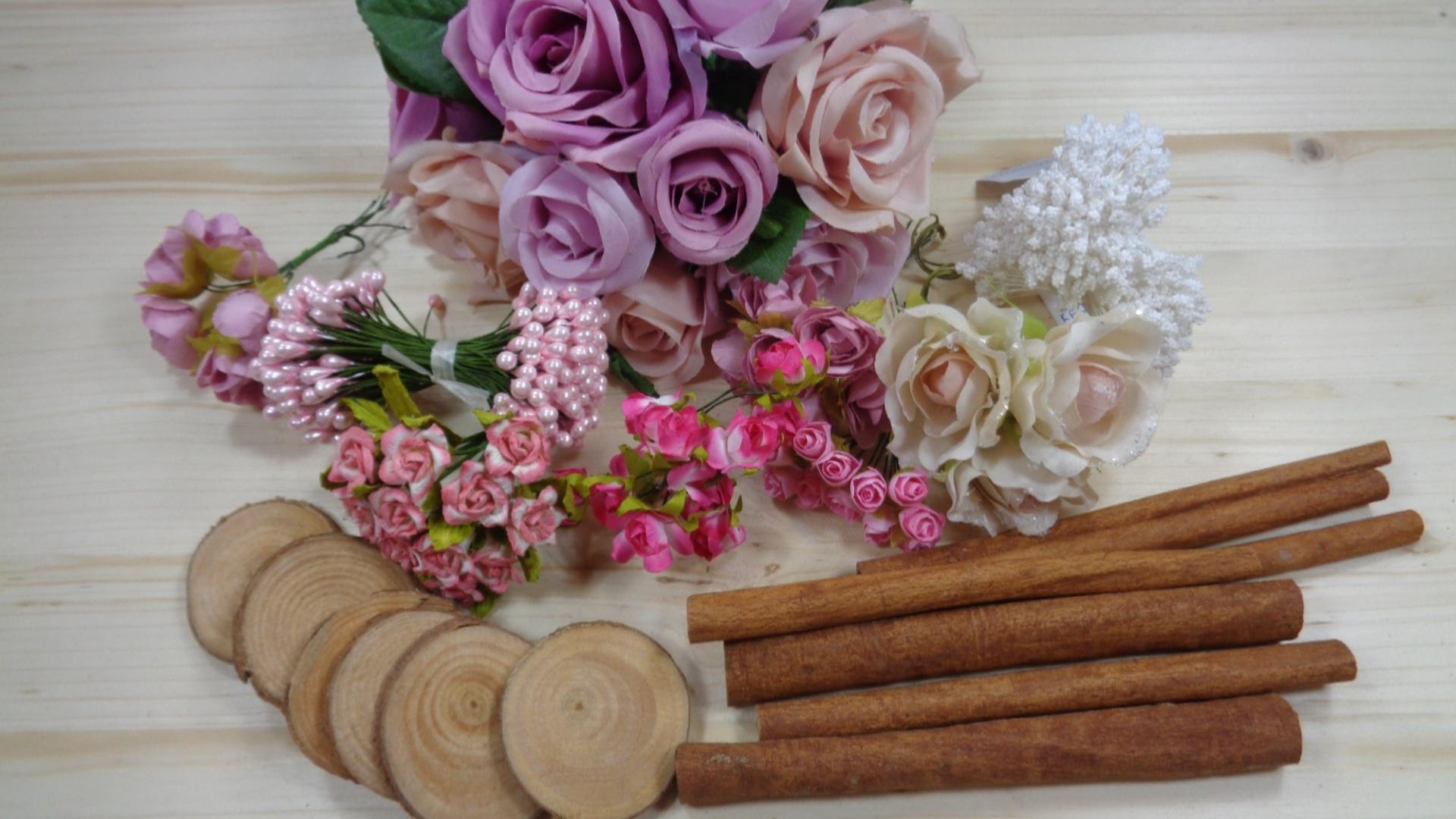 81e3dfad16f3 Καρποί- Λουλούδια - Υλικά χειροτεχνίας-κατασκευής